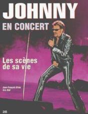 Johnny en concert ; 1960-2003 - Couverture - Format classique