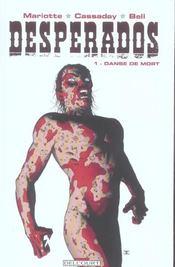 Desperados T.1; danse de mort - Intérieur - Format classique