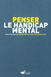 Penser le handicap mental - Intérieur - Format classique