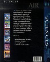 Air - 4ème de couverture - Format classique