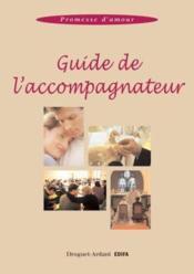 Guide de l'accompagnateur - Couverture - Format classique