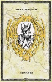 Arnaout de Lavedan ; Arnaout roi - Couverture - Format classique