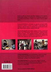 Intimités afghanes ; la vie des femmes à kaboul après les années noires - 4ème de couverture - Format classique