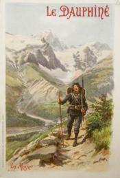 Notice Illustrée publiée par le Syndicat d'Initiative de Grenoble et du Dauphiné. (Brochure touristique). - Couverture - Format classique