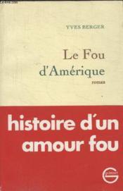 Le Fou Damerique. - Couverture - Format classique