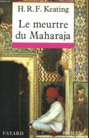 Le Meurtre Du Maharaja. - Couverture - Format classique
