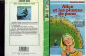 Alice Et Les Plumes De Paon - Couverture - Format classique
