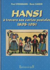 Hansi A Travers Ses Cartes Postales - Couverture - Format classique