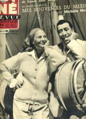 Cine Revue France - 33e Annee - N° 28 - Le Dortoir Des Grandes - Couverture - Format classique