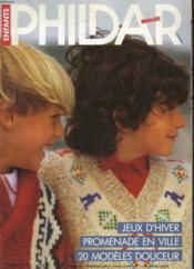 Phildar Maille - N°137 - Enfants - Couverture - Format classique