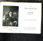 Les Chefs D'Oeuvre De Poussin (1594-1665). - Couverture - Format classique