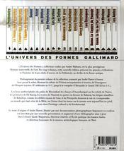 Assur - 4ème de couverture - Format classique