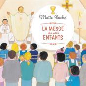 La messe des petits enfants - Couverture - Format classique