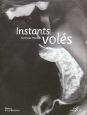 Instants Voles - Couverture - Format classique