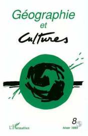Geographie Et Cultures 8 - Couverture - Format classique