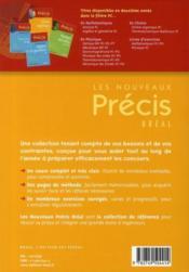 Thermodynamique, matériaux ; PC - 4ème de couverture - Format classique