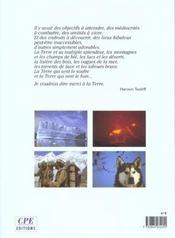 Terres Extremes - 4ème de couverture - Format classique