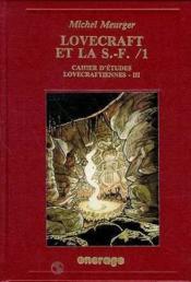 Lovecraft et la S.F. t.1 - Couverture - Format classique