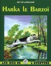 Harka le barzoï - Intérieur - Format classique