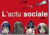 L'actu sociale t.1 - Couverture - Format classique