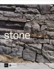 Stone ; 30 projects - Couverture - Format classique