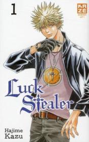 Luck stealer t.1 - Couverture - Format classique