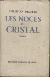 Les Noces De Cristal - Couverture - Format classique