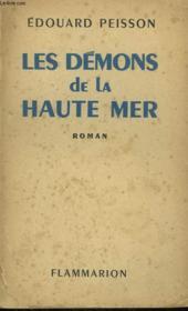 Les Demons De La Haute Mer. - Couverture - Format classique
