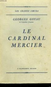 Le Cardinal Mercier. - Couverture - Format classique