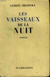 Les Vaisseaux De La Nuit. - Couverture - Format classique