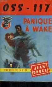 Panique A Wake - Couverture - Format classique