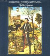 Collection Thyssen-Bornemisza - Maitres Anciens - Musee Du Petit Palais 1982 - Couverture - Format classique