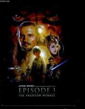 Star Wars - Episode 1 - The Phantom Menace - Couverture - Format classique