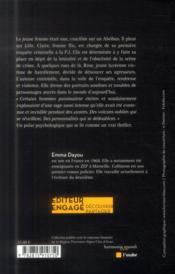 Collisions - 4ème de couverture - Format classique