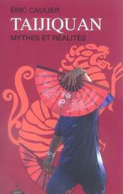 Taijiquan, mythes et realites - Intérieur - Format classique