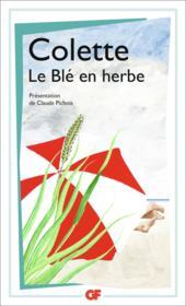 Le blé en herbe - Couverture - Format classique