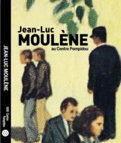 Jean-Luc Moulène - Couverture - Format classique