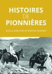Histoires de pionnières - Couverture - Format classique