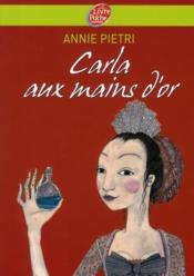 Carla aux mains d'or - Couverture - Format classique