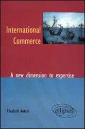 International Commerce A New Dimension To Expertise - Intérieur - Format classique