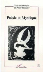 Poesie Et Mystique - Couverture - Format classique