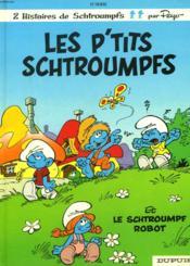 Les Schtroumpfs t.13 ; les p'tits Schtroumpfs - Couverture - Format classique