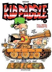 Kid Paddle t.4 ; full métal casquette - Intérieur - Format classique