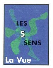 Les cinq sens la vue mini livre collection 3/2 32 3 2 mini book - Couverture - Format classique