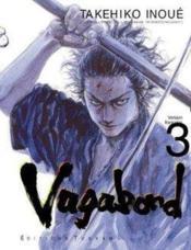 Vagabond t.3 - Couverture - Format classique