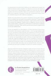 Guide Des Personnels Medicaux - 4ème de couverture - Format classique