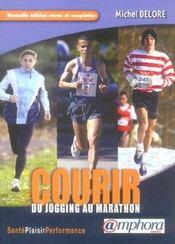 Courir, du jogging au marathon - Intérieur - Format classique