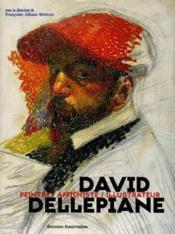 David Dellepiane - Peintre Affichiste Illustrateur - Couverture - Format classique