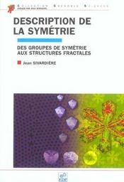Description de la symetrie - Intérieur - Format classique