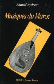 Musiques Du Maroc - Intérieur - Format classique